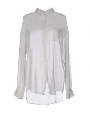 Pубашка TRUE TRADITION. Цвет: светло-серый
