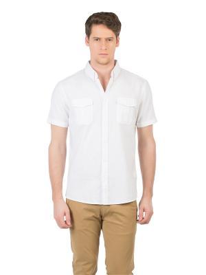 Рубашка Colin's. Цвет: белый