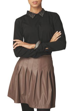 Юбка Ambigante. Цвет: коричневый