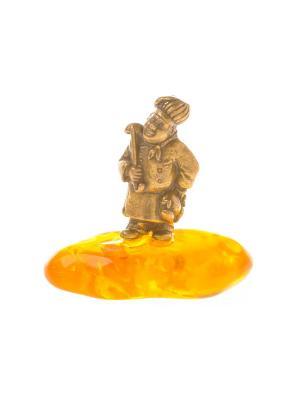 Фигура Повар Aztek. Цвет: желтый, коричневый, светло-оранжевый