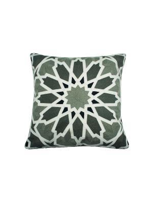 Подушка декоративная Kupu 29406С. Цвет: серый