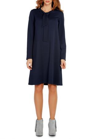 Платье LOU-LOU. Цвет: navy