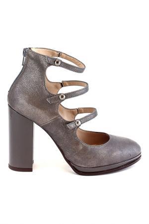 Туфли FORMENTINI. Цвет: серый