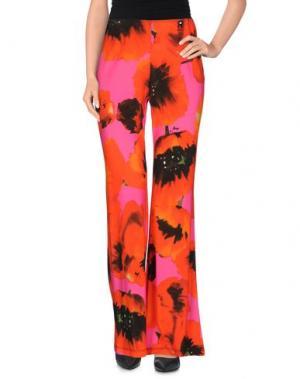 Повседневные брюки 22 MAGGIO by MARIA GRAZIA SEVERI. Цвет: красный