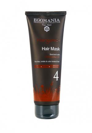 Маска для окрашенных волос Egomania Prof. Цвет: коричневый