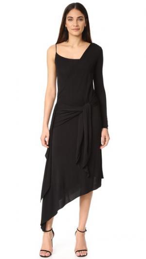 Платье Chavelli Jill Stuart. Цвет: голубой