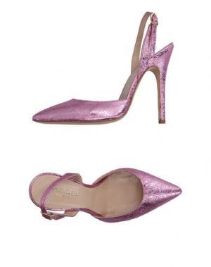 Туфли GRIFF ITALIA. Цвет: розовый
