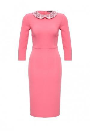 Платье Disash. Цвет: коралловый