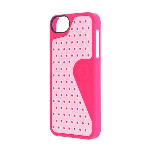 Чехол для iPhone  5 Case Fuchsia Oakley. Цвет: розовый
