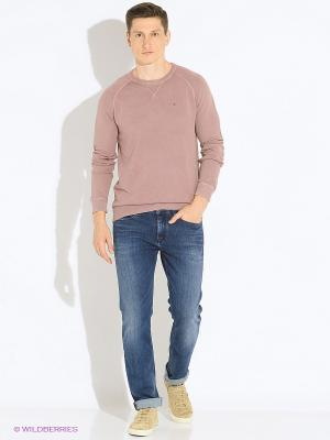 Джемпер Tommy Hilfiger. Цвет: розовый
