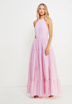 Сарафан Mazal. Цвет: розовый