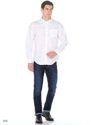 Рубашка TIMBERLAND. Цвет: белый