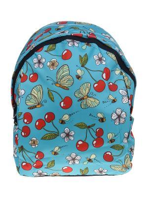 Рюкзак ПодЪполье. Цвет: красный, белый, зеленый, голубой
