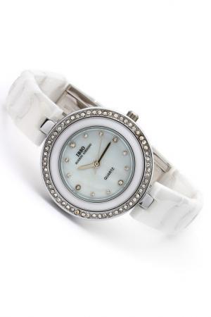 Часы на браслете IBSO. Цвет: белый