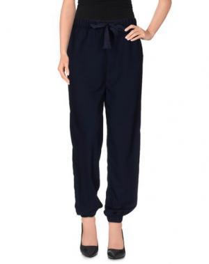Повседневные брюки PRINCESSE METROPOLITAINE. Цвет: темно-синий