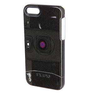 Чехол для Iphone  Camera V2 Edge 5 Black Cliche. Цвет: черный