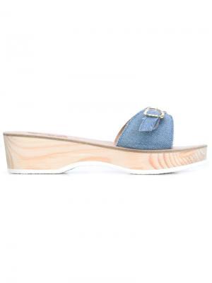 Сандалии Filiasa Bot Ancient Greek Sandals. Цвет: синий