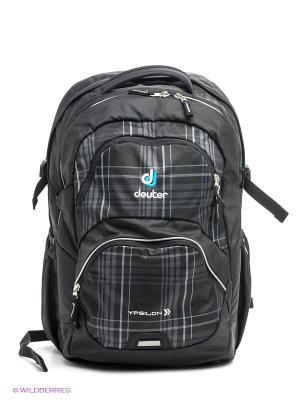 Рюкзак Deuter School Ypsilon. Цвет: черный, серый