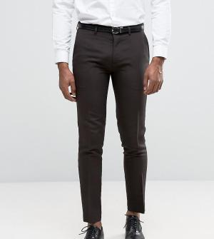 Only & Sons Суперузкие брюки. Цвет: золотой
