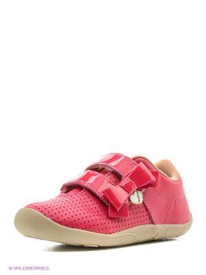 Ботинки Ortope. Цвет: розовый