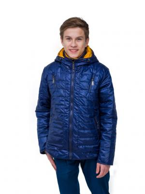 Куртка Пралеска. Цвет: темно-синий