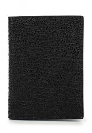 Обложка для документов Vitacci. Цвет: черный