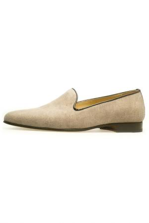 Мокасины BELSIRE MILANO. Цвет: light brown