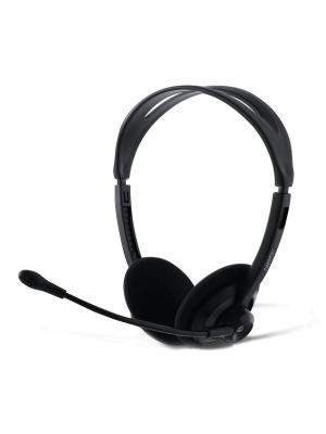 Гарнитура с микрофоном Canyon CNR-FHS04. Цвет: черный