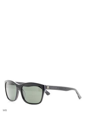 Солнцезащитные очки VL 1206 P017 PX3000 Vuarnet. Цвет: черный