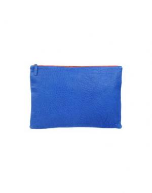 Сумка на руку CLARE V.. Цвет: ярко-синий