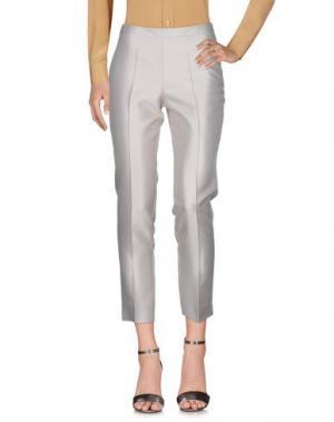 Повседневные брюки ROSSO35. Цвет: слоновая кость
