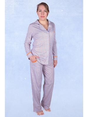 Пижама El Fa Mei. Цвет: бежевый