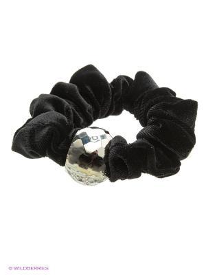 Резинка by LA STRASA. Цвет: черный, серебристый