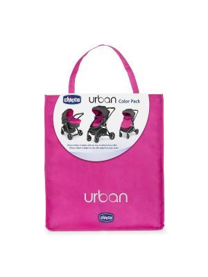 Набор аксессуаров к коляске Urban CHICCO. Цвет: черный, фиолетовый