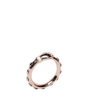 Кольцо MARC BY JACOBS. Цвет: медный