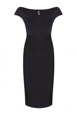 Платье Holmann Roland Mouret. Цвет: черный