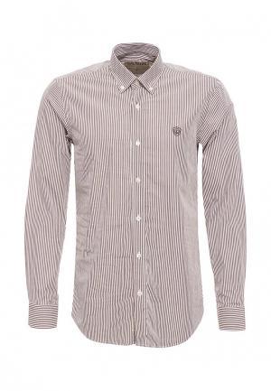 Рубашка Galvanni. Цвет: коричневый