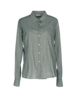 Pубашка PYAAR. Цвет: зеленый