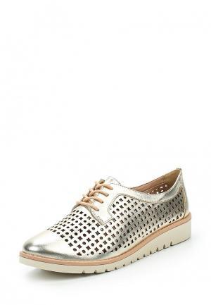 Ботинки Ramarim. Цвет: золотой