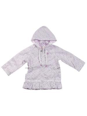 Куртка ВЕНЕЙЯ. Цвет: фиолетовый, белый