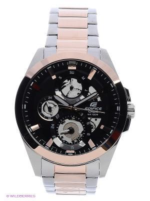 Часы EDIFICE ESK-300SG-1A CASIO. Цвет: черный