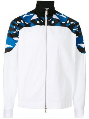 Спортивная куртка Dsquared2. Цвет: белый