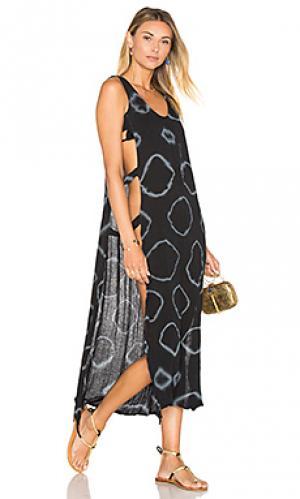 Платье capulet Jens Pirate Booty Jen's. Цвет: черный