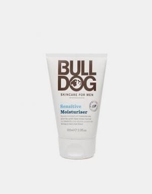 Bulldog Увлажняющий крем для чувствительной кожи 100 мл. Цвет: белый