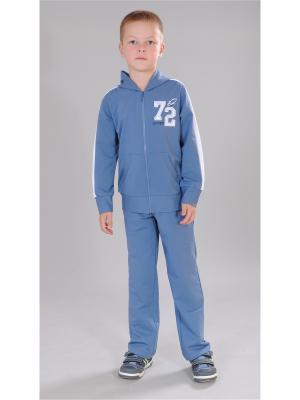Комплект одежды Милашка Сьюзи. Цвет: голубой
