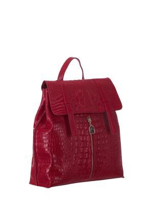 Рюкзак Princessa. Цвет: красный