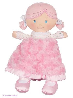 Игрушка мягкая Celia Doll Gund. Цвет: розовый, белый, светло-бежевый