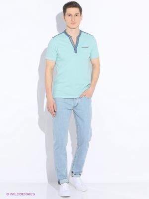 Джинсы LEE COOPER. Цвет: голубой