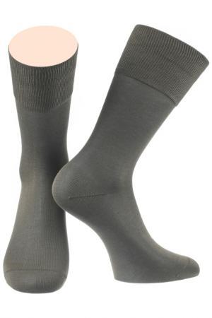 Носки Collonil. Цвет: серый