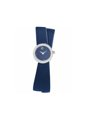 Часы ювелирные коллекция Transformers QWILL. Цвет: синий